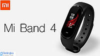 Xiaomi Miband Mi Band 4 Фитнес трекер, браслет. ОРИГИНАЛ! NEW 2019!