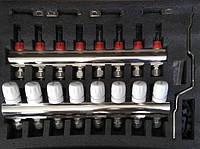 Коллекторы ORSO для тёплого пола и лучистого отопления