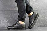 Чоловічі кросівки Reebok Classic (чорні), фото 4
