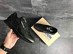Чоловічі кросівки Reebok Classic (чорні), фото 5