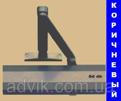 Доводчик G-U OTS 430 (440) с рычажной тягой (коричневый)*
