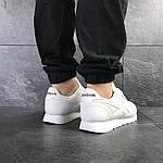 Чоловічі кросівки Reebok Classic (білі), фото 7