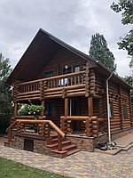 Комплексная реставрация деревянного дома