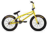 Велосипед Eastern BMX Orbit 20.25'' Yellow 2019
