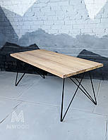 Стол кухонный ЛОФТ LOFT стіл кухонний офісний MWood 001