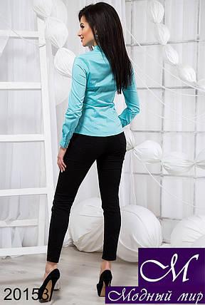 Женская рубашка (р. S, M, L, XL) арт. 20153, фото 2