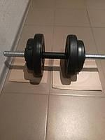 Гантеля композитная 21 кг
