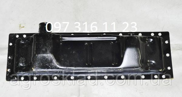 Бачок нижний радиатора МТЗ (латунный), фото 2