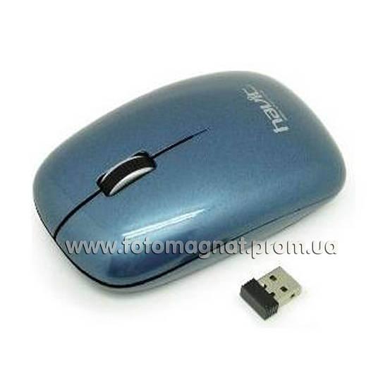 Беспроводная мышка для компьютера mouse HAVIT  HV-MS903GT Wireless USB,blue