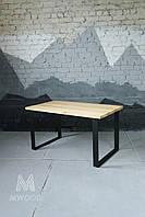 Стол кухонный ЛОФТ LOFT стіл кухонний MWood 002