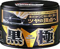 Твердий віск KIWAMI Extreme Gloss Wax — екстримальний блиск для темних авто