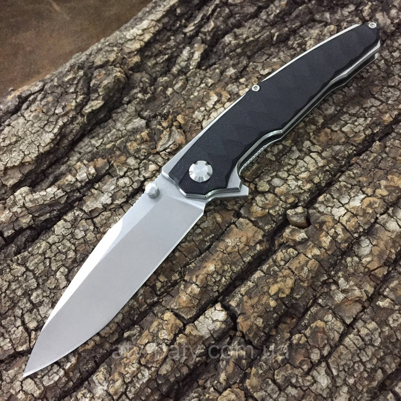 Нож Kesiwo KH06 Black-Shark