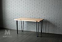 Стол кухонный ЛОФТ LOFT стіл кухонний MWood 006
