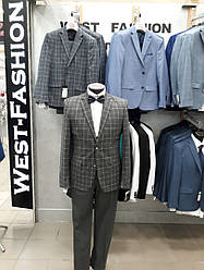 Костюм мужской West fashion модель А Т-1