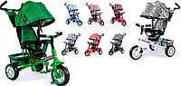Детский трехколесный велосипед Zoo-Trike 7 расцветок BT-TC-0005