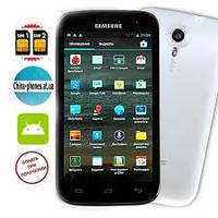 Samsung S9201, 4-х ядерный процессор MTK 65824, 2 сим, Android! Яркий 5-дюймовым IPS-экраном.
