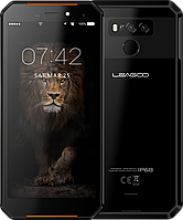 "Смартфон LEAGOO XRover C, 2/16 Gb, IP68, 5000 mAh, NFC, 4G, 13+2 Mpx, PTT-рация, Android 8.1, дисплей 5.72"""