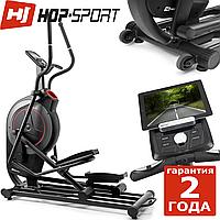 Орбитрек Hop-Sport HS-100C Galaxy iConsole + Электромагнитный, Маховик 24 кг, До 150 кг