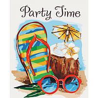 Картина по номерам Party time (KH2821) 40 х 50 см Идейка