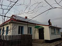 "Сетевая солнечная станция на 10 кВт  под ""Зеленый"" тариф"