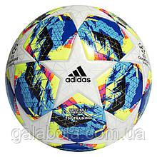 Мяч футбольный Adidas Finale 19 Top Training DY2551 (размер 5)