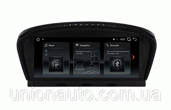 Штатная автомагнитола ANDROID 7.1 BMW 5 серии E60 E61 E62 E63 3 серии E90 E91 CCC/CIC