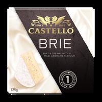 Сыр Castello Brie 125 г