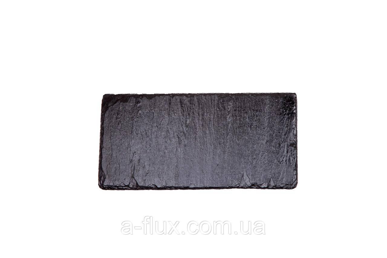 Поднос (сланец) из натурального камня 20*10см Stalgast 399102