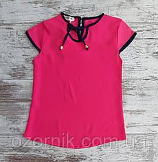 Оптом Яркая детская блузка 5-8 лет Турция,
