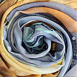 10731-1, павлопосадский платок из вискозы с подрубкой, фото 9