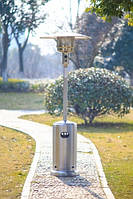 Обогреватель уличный газовый инфракрасный Time Eco TE-1922 (для открытых площадок, уличных кафе, веранд)