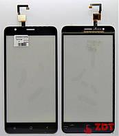 Сенсор для телефона Blackview e7/ e7s  Черный (2000309)