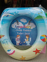"""Сиденье на унитаз детское без ручек """"Aqua Fairy"""""""