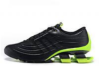 Мужские кроссовки Adidas X Porsche Design Sport BOUNCE S4 Black Green размер 41 (Ua_Drop_115248-41)