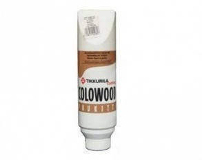 Шпатлевка акриловая TIKKURILA COLOWOOD PUUKITI для древесины, сучок сосны, 0,5л