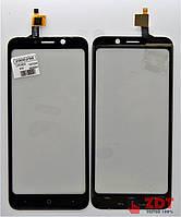 Сенсор к телефону Doogee x50 Черный (2000298)