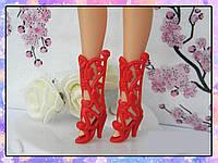 Обувь для Барби с ножкой до 2 см