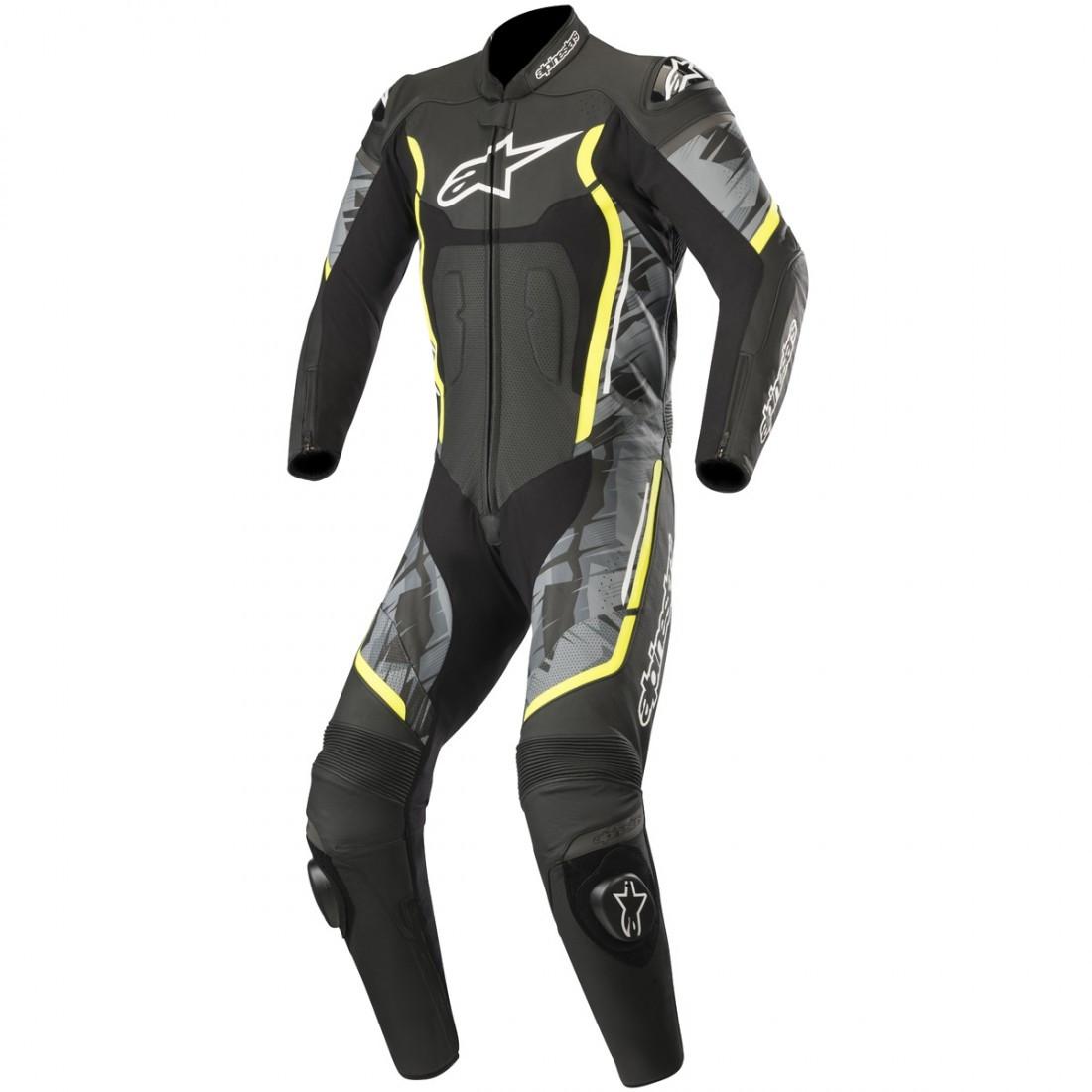 Комбинезон Alpinestars Motegi V2 1 PC Leather Suit   56