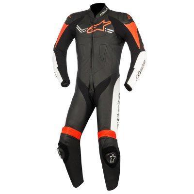 Комбинезон Alpinestars Challenger V2 1 PC Leather Suit  58