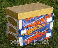 100 мм -  ЭКО Фасад (135г/м2) - базальтовая вата (каменная) Термолайф