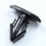 Кліпса кріплення ущільнювача в мотором відсіку Toyota / Lexus GS, LS, RX (відп.7мм), фото 3