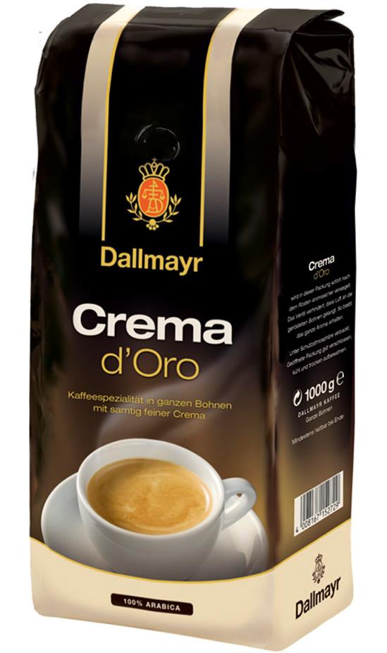 купить кофе dallmayr crema d oro