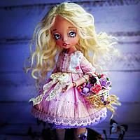 """Интерьерная кукла  """"Молли"""""""