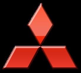 Буксировочные крюки Mitsubishi