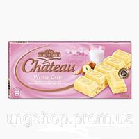 Шоколад белый с фундуком и крипсами  Weisse Crips Chateau Германия 200г