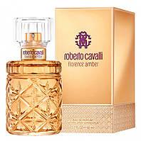 Женский парфюм Roberto Cavalli Florence Amber 75ml tester оригинал, фото 1