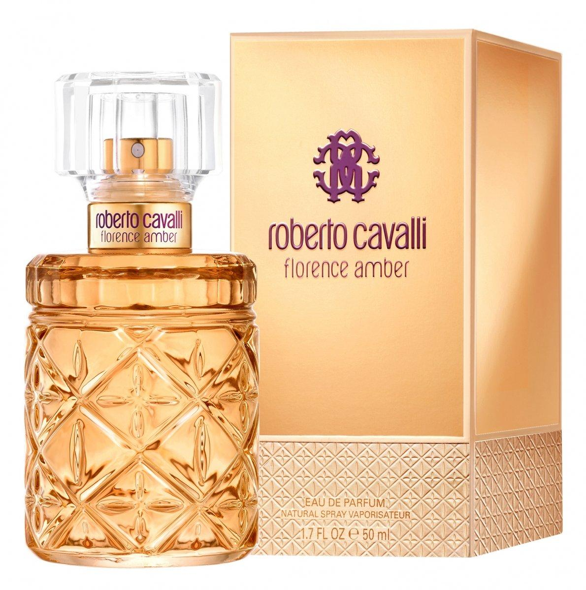 Женский парфюм Roberto Cavalli Florence Amber 75ml tester оригинал