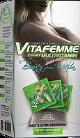 Allmax VitaFemme 21-Day multivitamin 21 packets