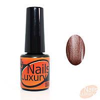 """Гель-лак """"Кошачий глаз"""" Nails Luxury USA №1"""