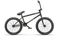 Велосипед Radio BMX COMRAD 21.0 black/green flake 2019